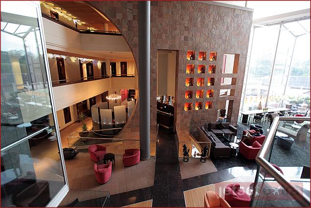 Tribe Hotel Niarobi, Kenya