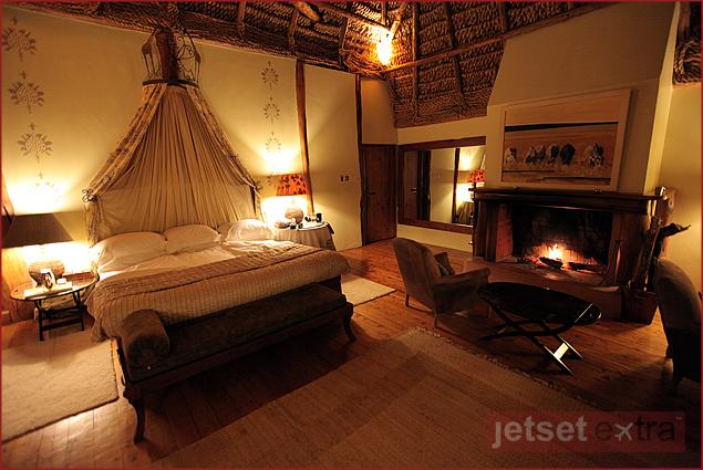 Our room at Laragai House, Borana Ranch