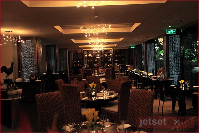 Jiko Restaurant at Tribe Hotel