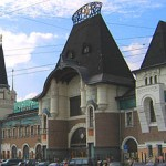 Yaroslavsky Train Station