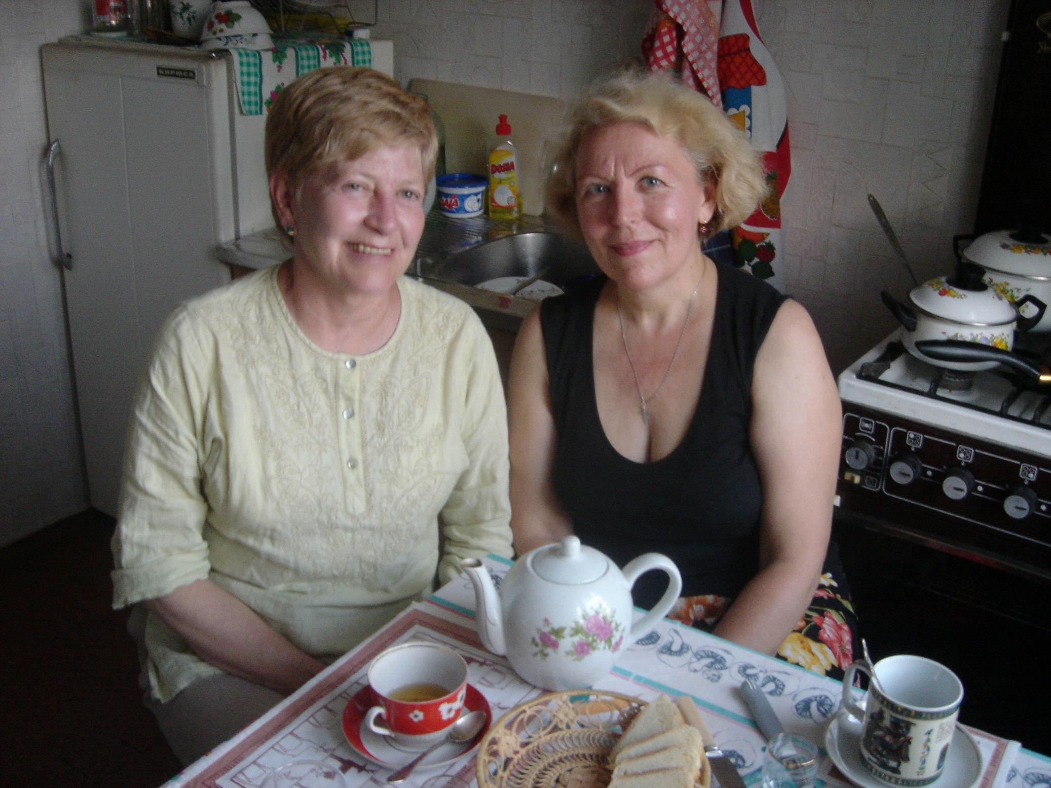 Kay and Elena