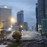 One of Jakarta's Main Business Districts