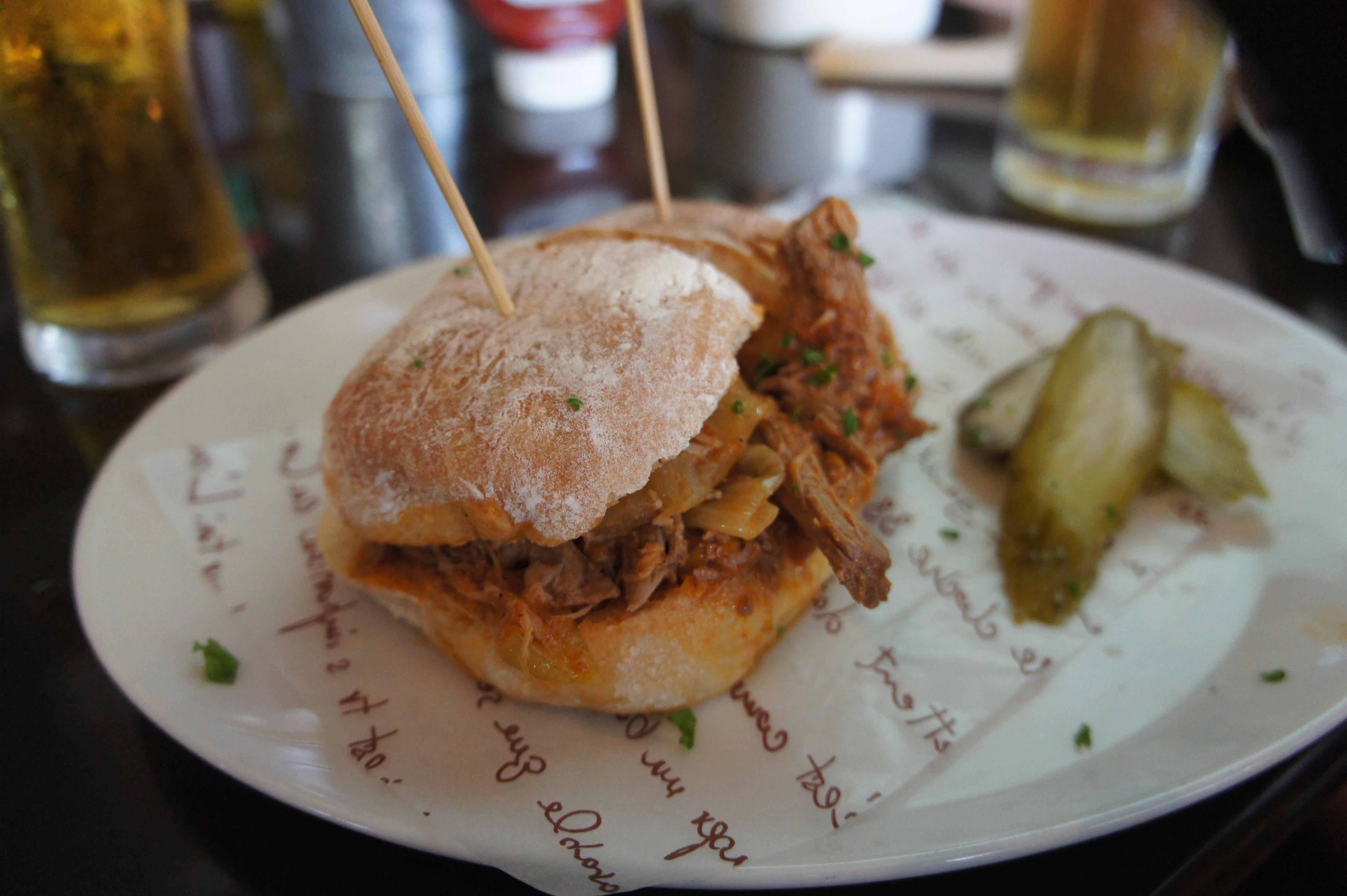 Burger B Seoul