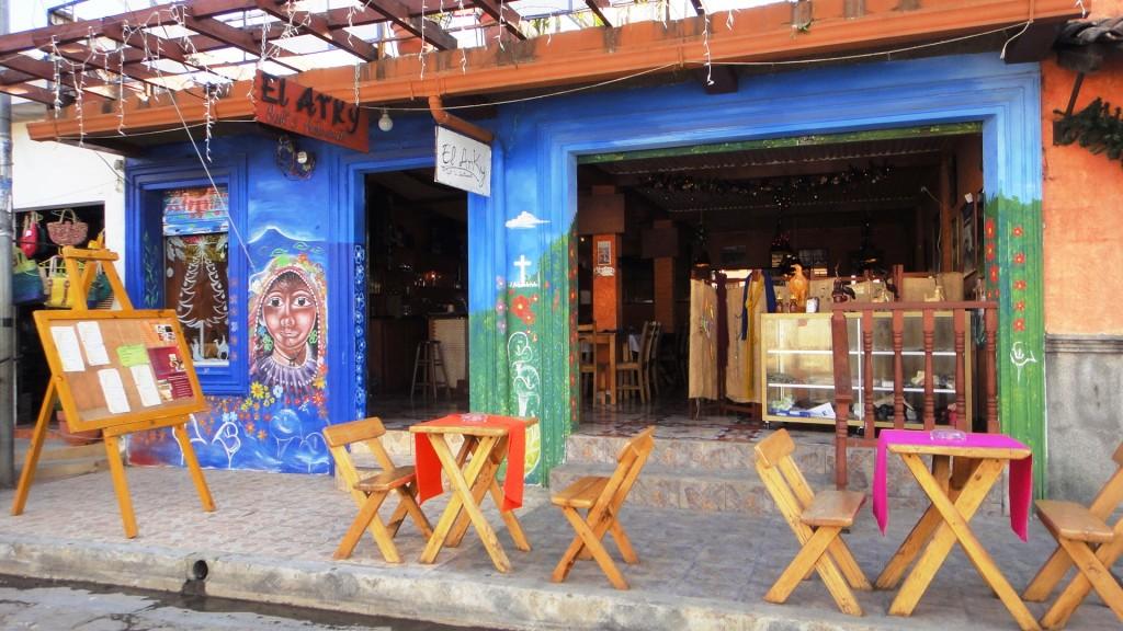 Ataco - places to visit in El Salvador - food and drink