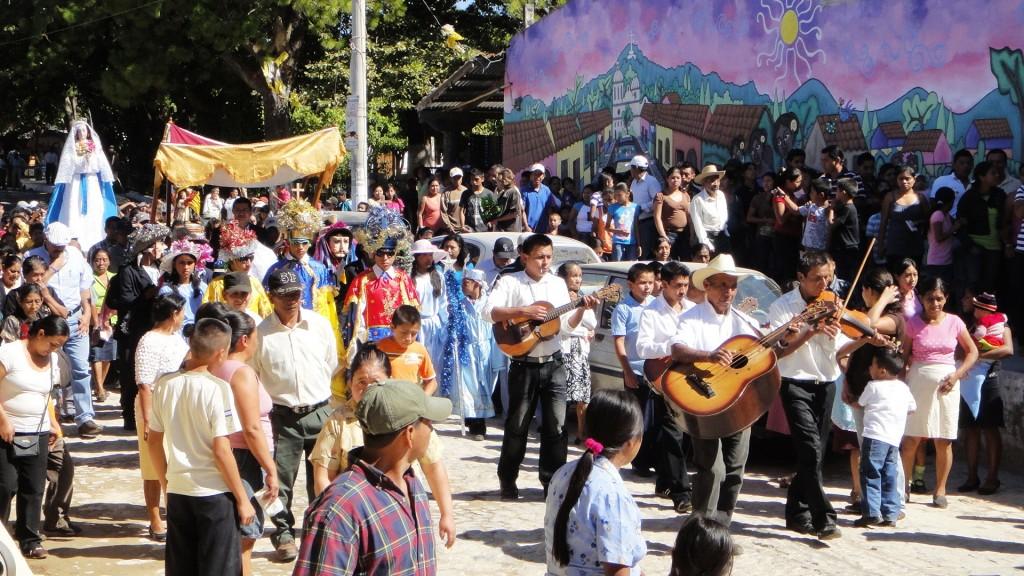 Ataco - places to visit in el salvador - celebrations