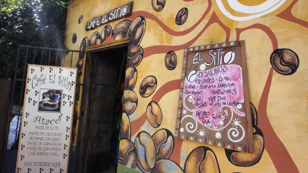 Ataco - places to visit in el salvador - coffee