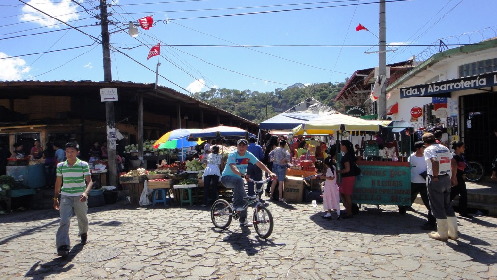 Ataco - places to visit in el salvador - markets