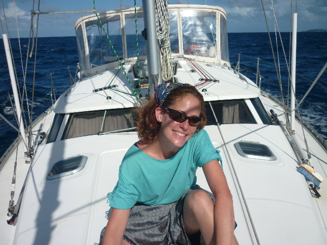 Volunteering for free passage sailing the Caribbean for 3 months