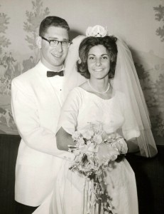 Frank and Judi Niver June 15, 1963