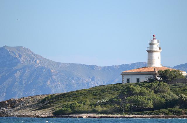 Alcanada shore Spain