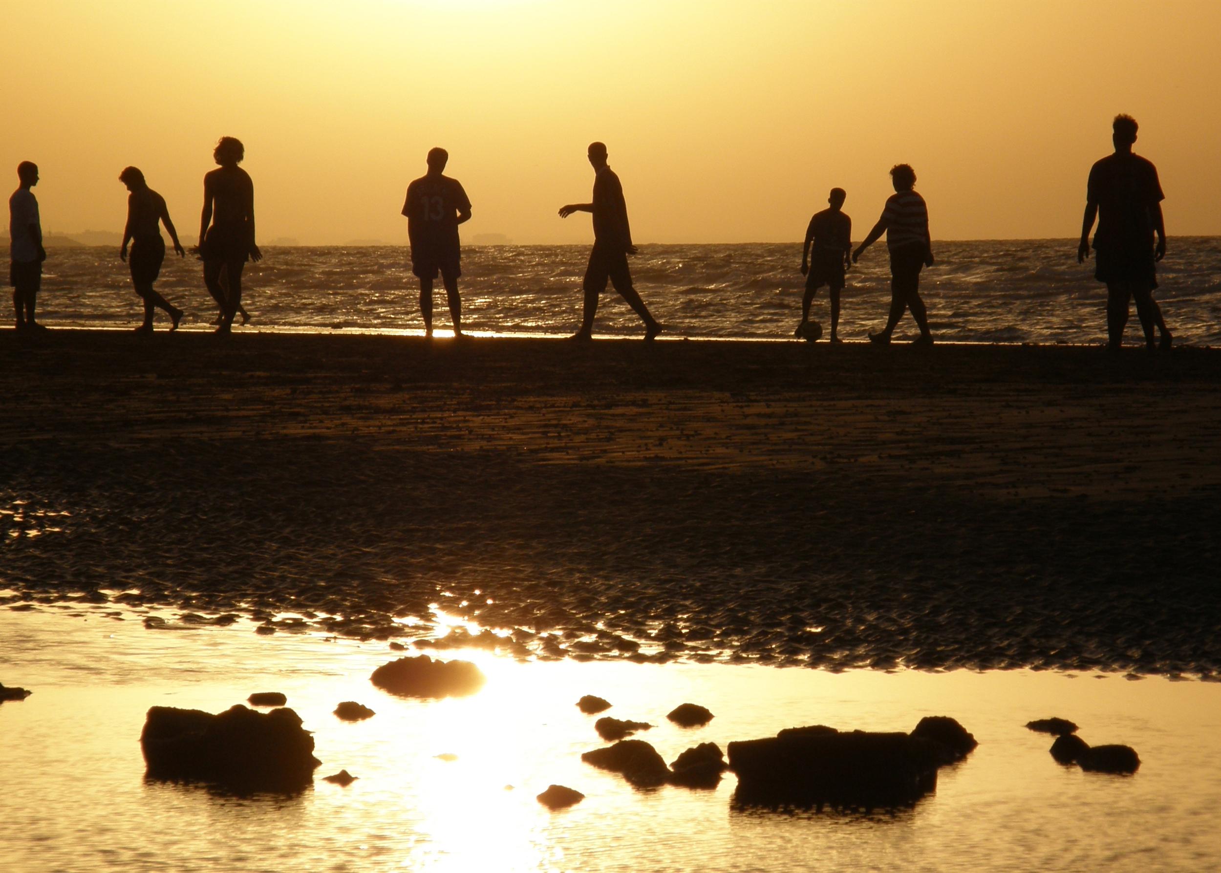 Oman Beach Football