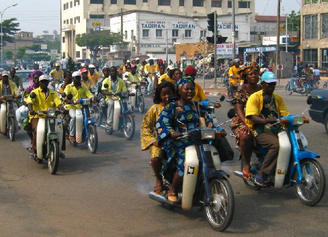 Benin republic a trip to cotonou for Motor city powersports hours