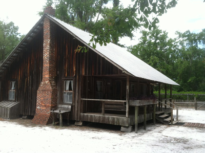 Chesser Island Homestead in Okefenokee Swamp