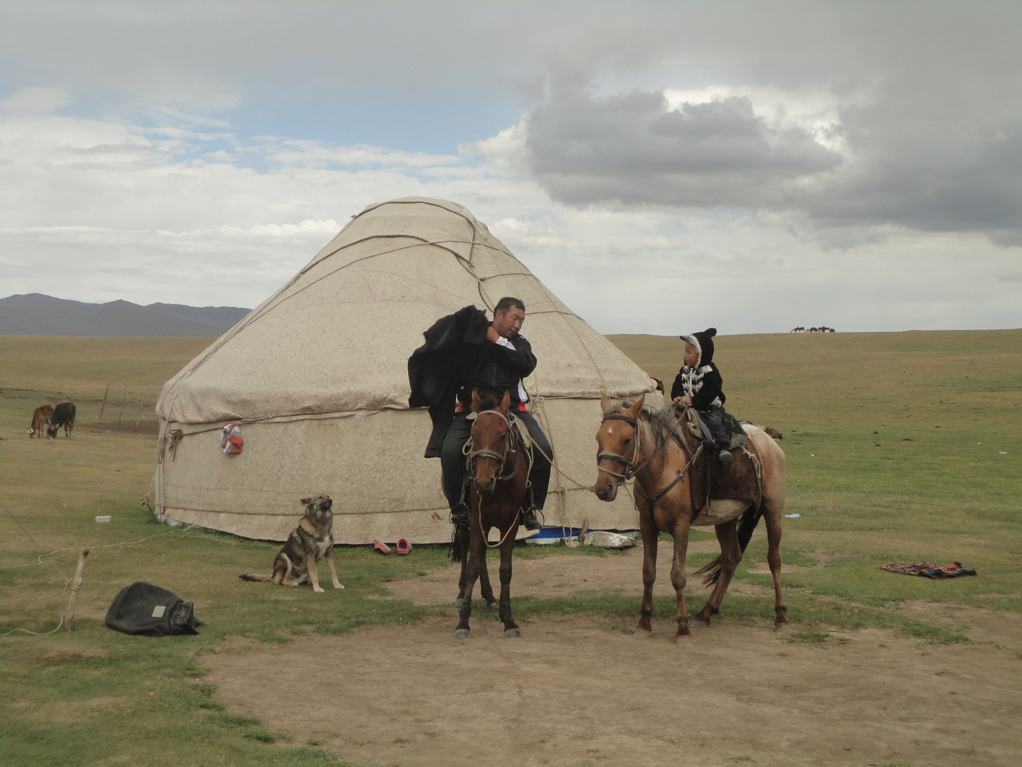 Kyrgyzstan: Living with Nomads