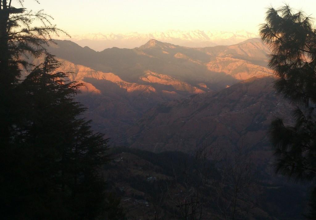 India: Time stops at Kasauli