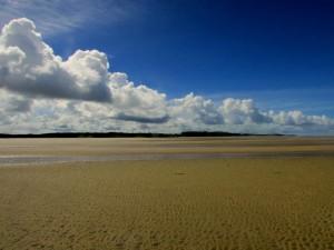 marajo deserted beach