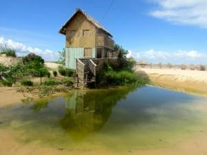 marajo malaria house