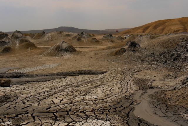 mud-volcanoes
