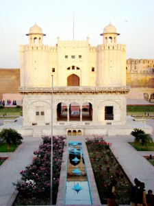 Lahore Fort and Shalimar Gardens