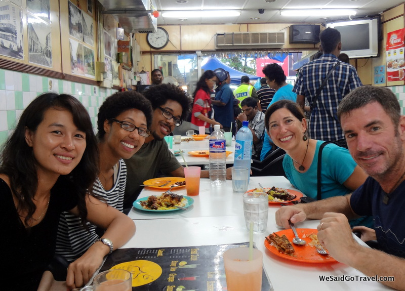 Penang Travel Asia Russell