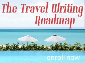 Travel Writing Road Tiffany Hawk