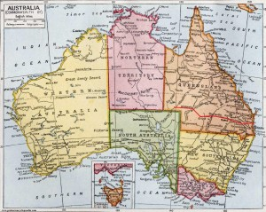 large_detailed_road_and_administrative_old_map_of_australia_1922