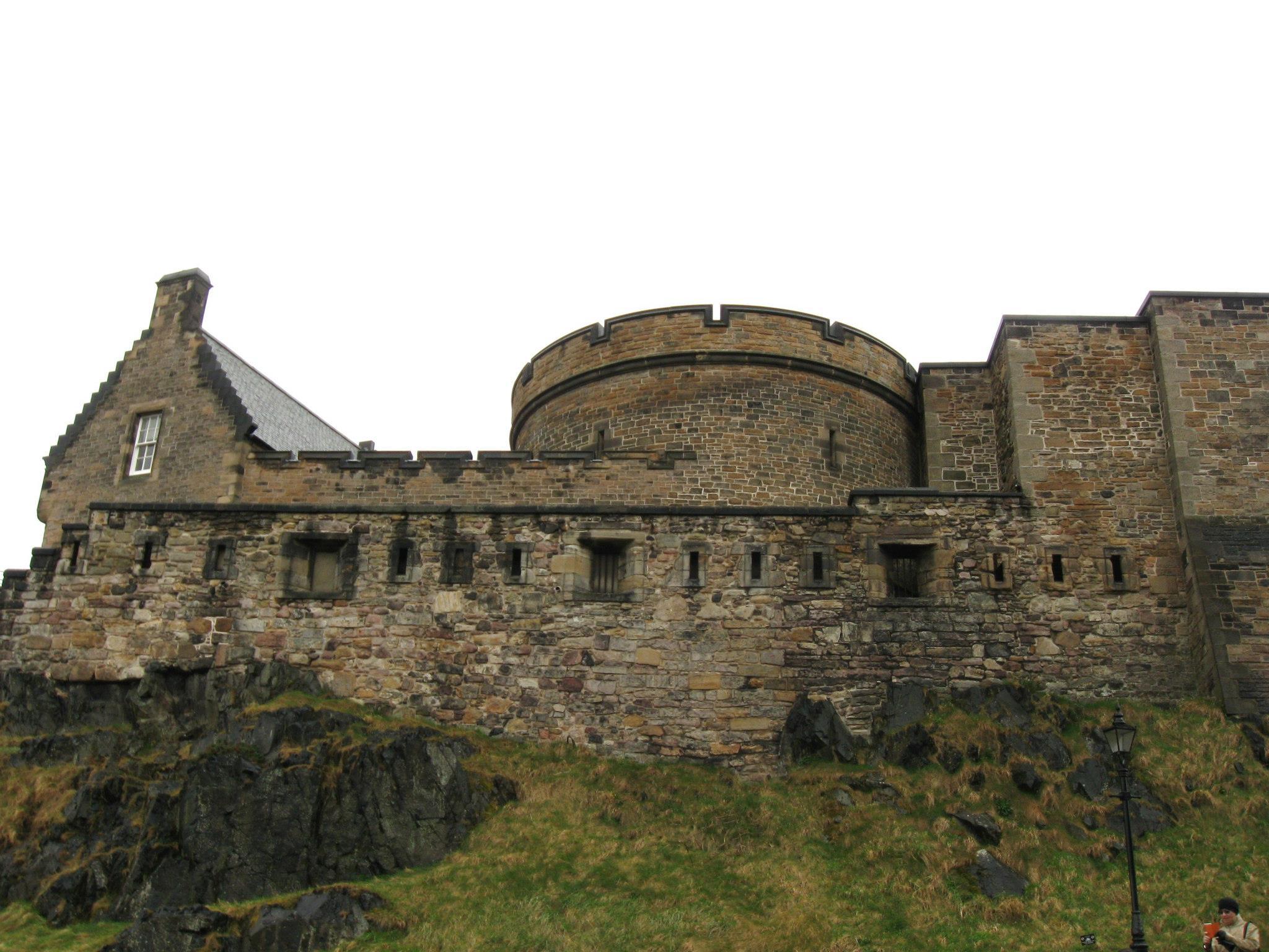 Edinburgh castlerock solid symbol of gratitude biocorpaavc Gallery