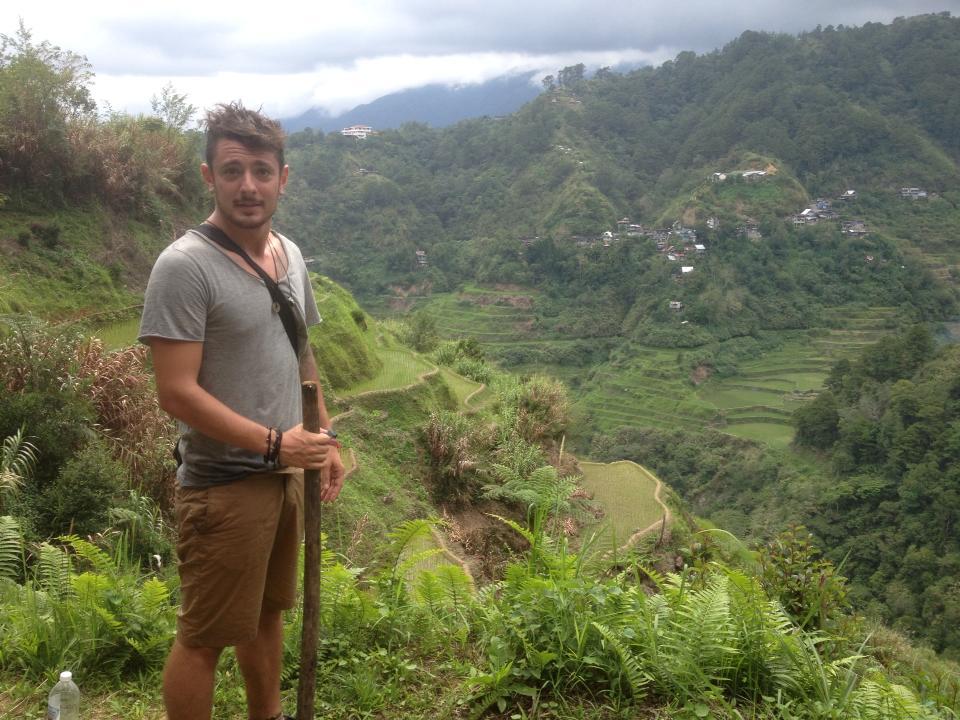 Banaue overlook