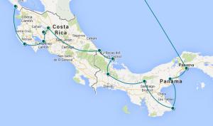 Central America Nov 2013
