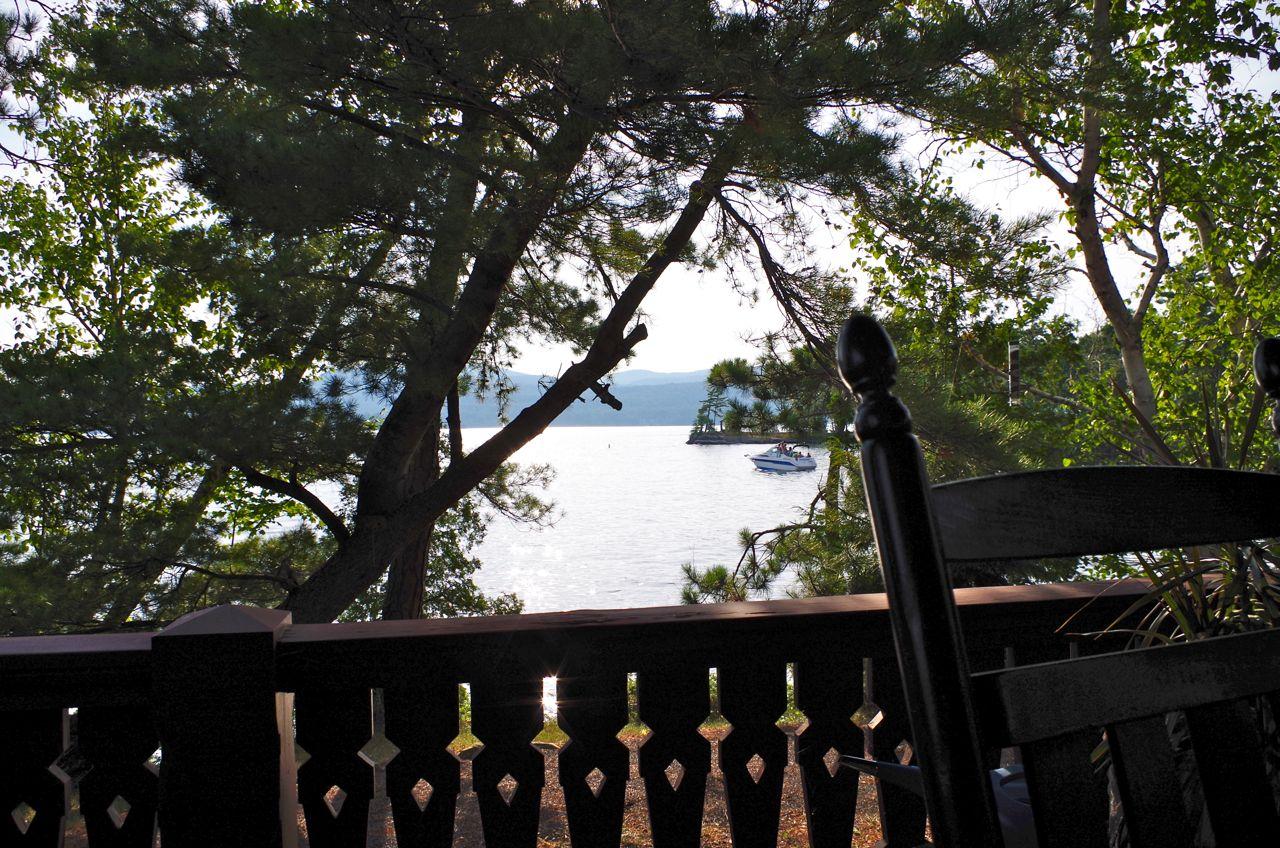Lake View by Woody Sherman