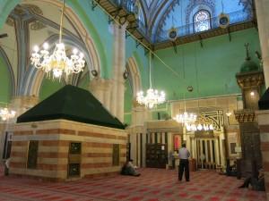 mosque ibrahimi palestine hebron