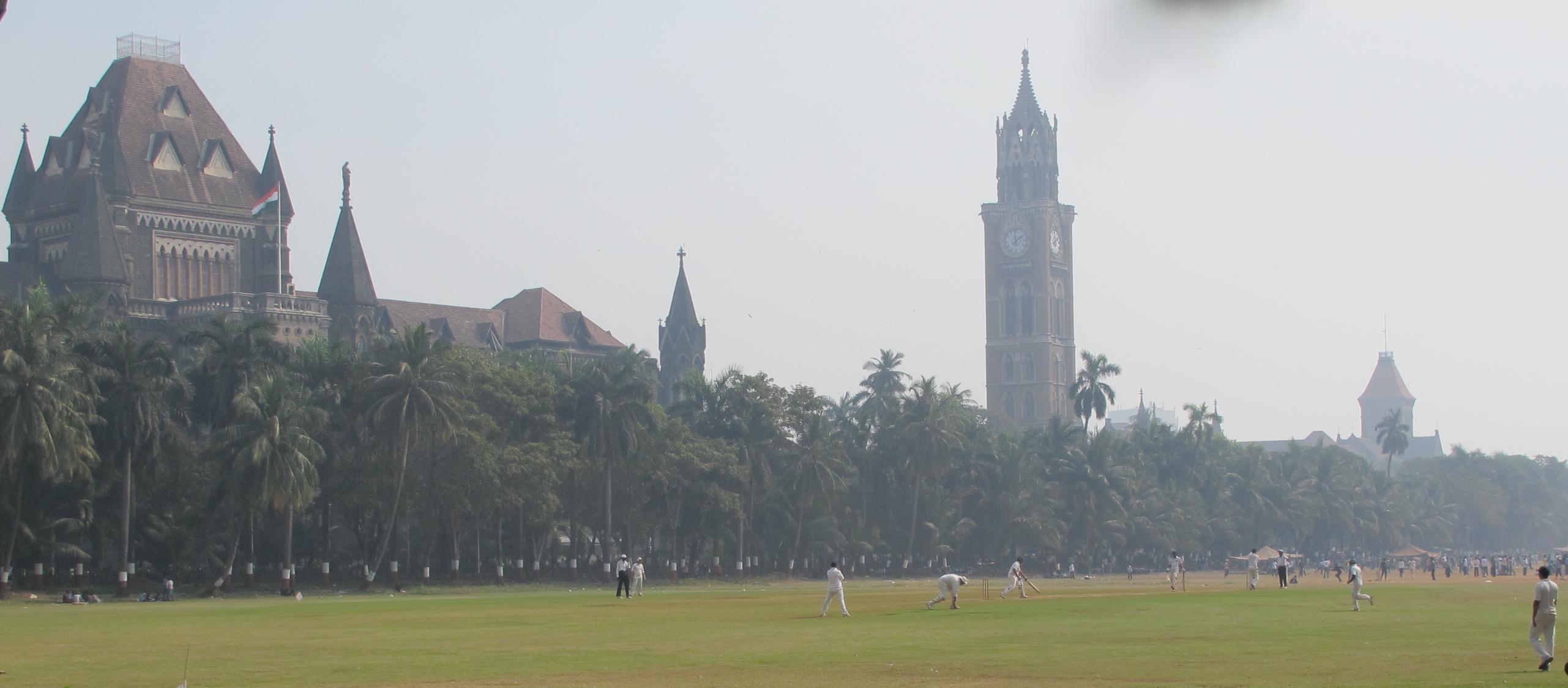 Mumbai Oval Maidan