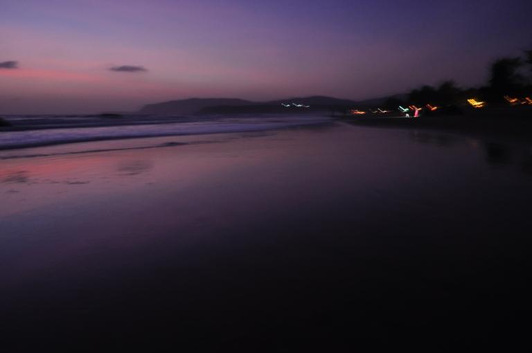 Agonda Beach Dusk