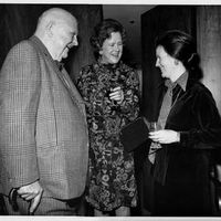 Anne, James Beard and Julia