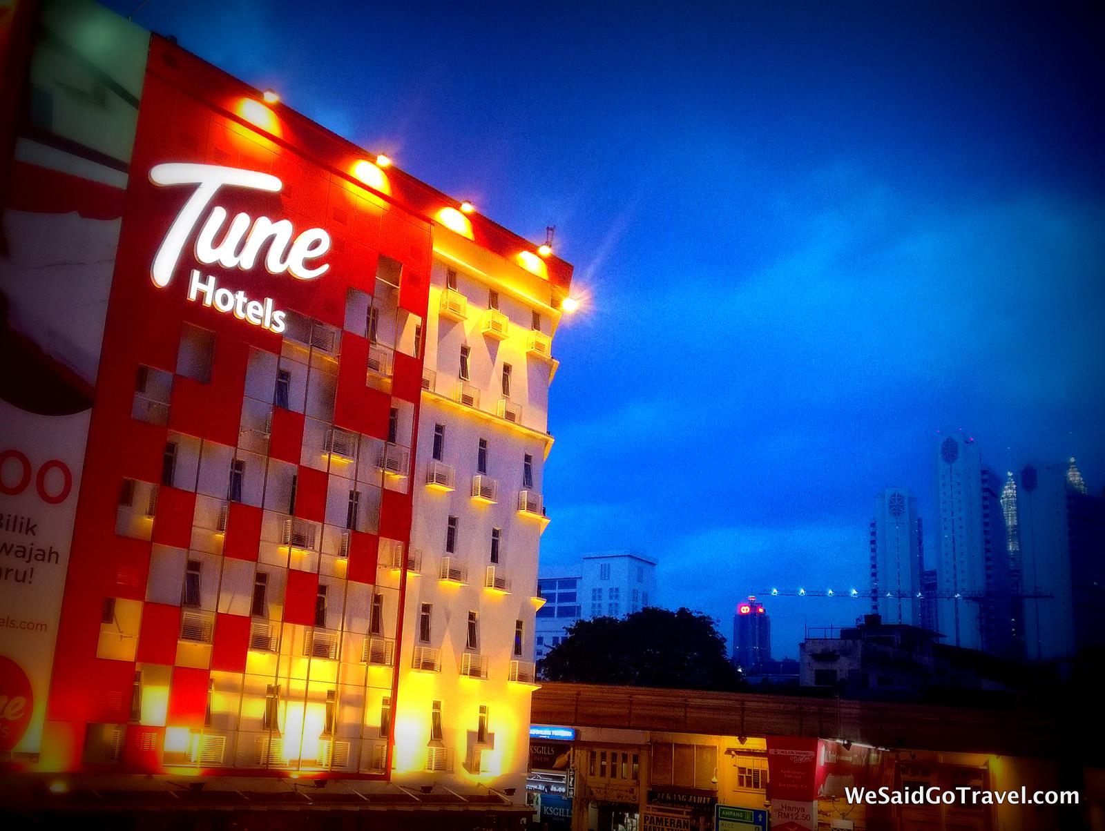 Tune Hotel, Kuala Lumpur