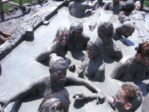 mud bath colombia
