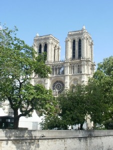 Cathedral of Notre Dame, Paris