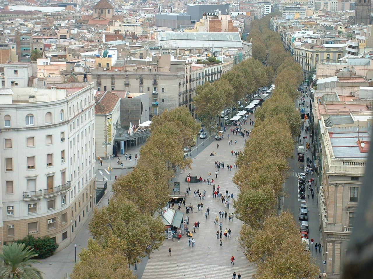 Spain discovering la rambla barcelona - La botigueta barcelona ...