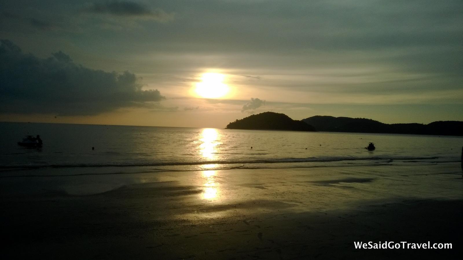 Cenang Beach, Langkawi, Malaysia 2013