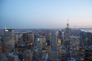 New York Skyline TOTR