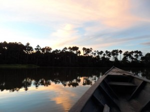 Sunset Boat - 2