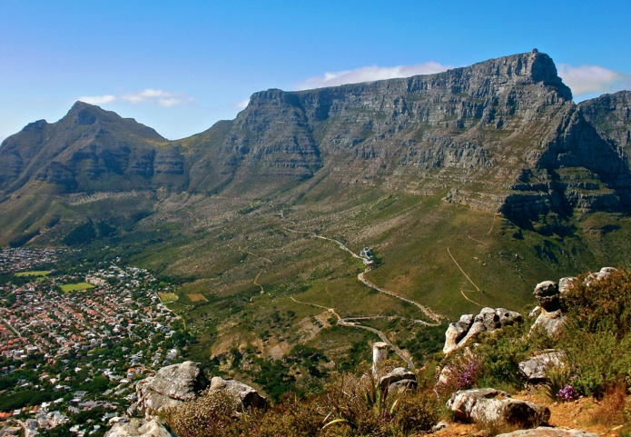 Table Mountain - For Travel Competition
