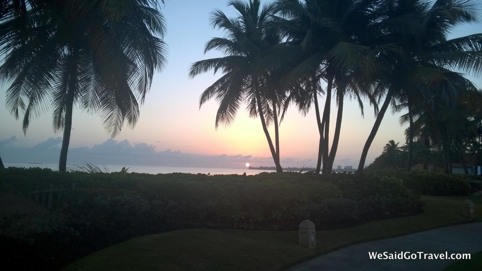 Sunrise Wyndham Grand Rio Mar