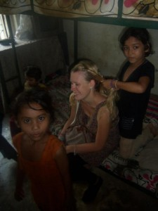 Hannah Thompson yates india