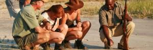 motswiri walking botswana