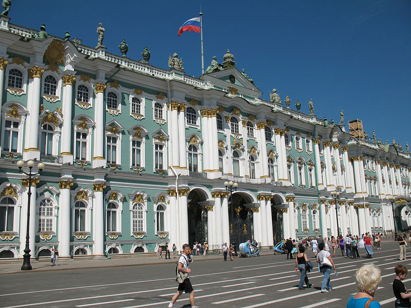 The Tsar's Guide to a St Petersburg Tour- Winter Palace