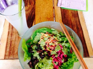 Healthy Foods in Ubud