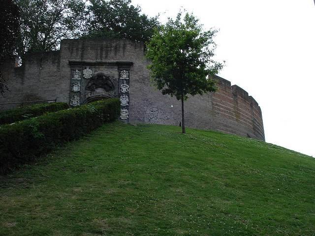 De Burcht Castle