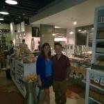 Lisa Niver & Chef Jet Tila at Stir Market