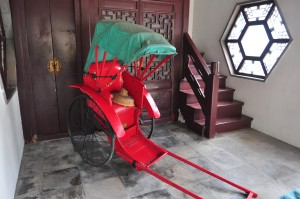 KWCP rickshaw
